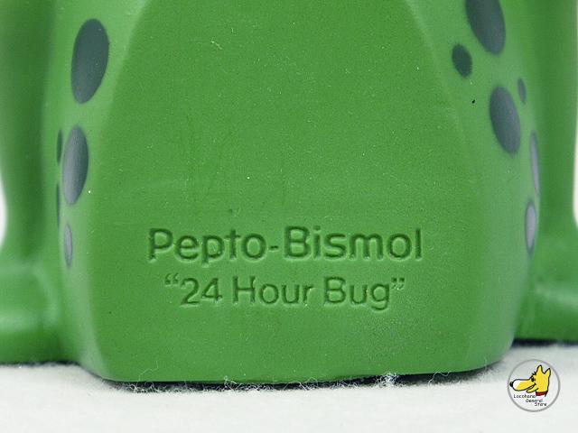 ビンテージ '73 Pept Bismol 24 Hour Bug Bank バンク