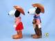 ビンテージ Knickerbocker '83 スヌーピー&ベル Dress-Up Doll WESTERN
