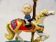 【送料無料】ビンテージ Willits 80' LUINUS Peanuts Musicl Porcelain Figurine