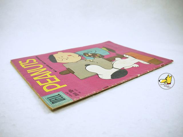 ビンテージ DELL '59 スヌーピー コミック  PEANUTS  No.1015 AUG-OCT