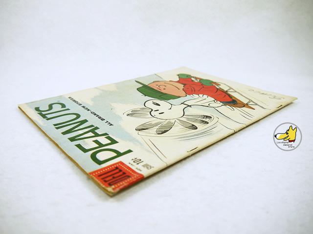 ビンテージ DELL '61 スヌーピー コミック  PEANUTS  No.7  NOV-JAN