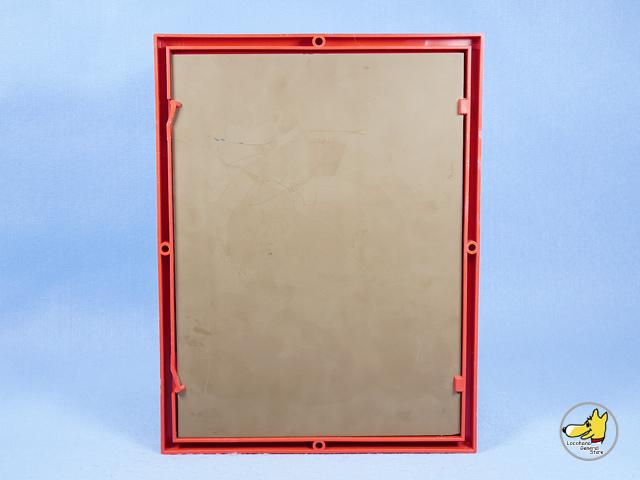 ビンテージ '70〜'80s スヌーピー Mirror Picture 鏡  レインボー