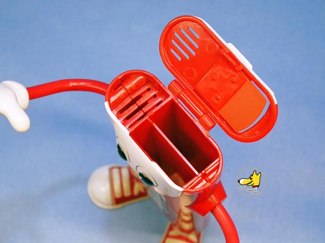 ビンテージ Hershey's '90s Twizzlers トゥイズラー キャンディーディスペンサー