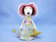 ビンテージ Knickerbocker '83 スヌーピー Dress-Up Doll ベル Southern  Belle