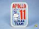 ビンテージ '69   スヌーピー  ステッカー  APOLLO 11