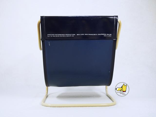 ビンテージ Determined '78 スヌーピー  Plushドール用 チェアー (L)