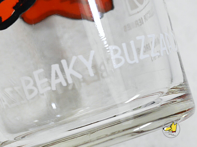 ビンテージ ペプシ '73 Beaky Buzzard  ビーキー・バザード グラス