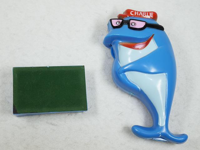 ビンテージ '70 CHARLIE THE TUNA Radio チャーリーツナ ラジオ 箱入