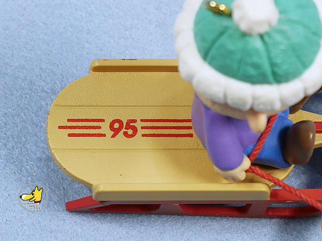 ビンテージ Hallmark '95 スヌーピー   Ornament   オーナメント ライナス 箱入