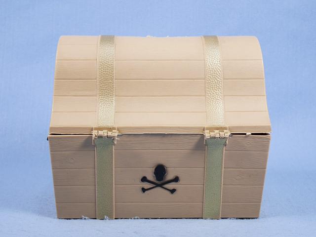 ビンテージ  '70s  キャプテン・クランチ Treasure Box Bank 宝箱バンク