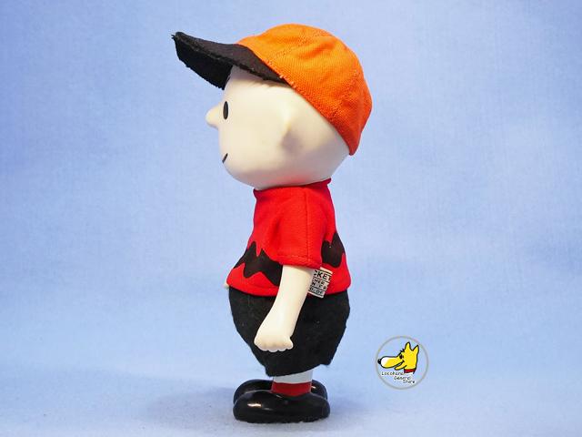 ビンテージ Determined '68  チャーリー Pocket Doll  ソフビ 帽子付き