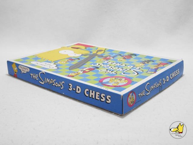 ビンテージ SIMPSONS '90s  the SIMPSONS 3-D CHESS  シンプソンズ 3-D チェス