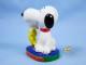 ビンテージ Determined '71  スヌーピー Snoopy & Woodstock ?