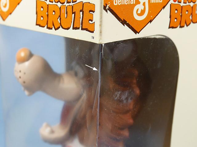 ビンテージ General mills '70s  Cereal Monster  FRUTE BRUTE フルーツブルート 箱入り