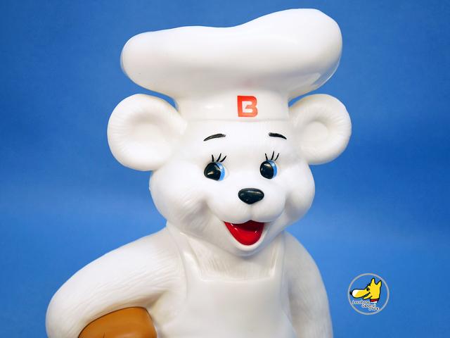 ビンテージ BIMBO '90s Bimbo Bear ビンボベアー コインバンク