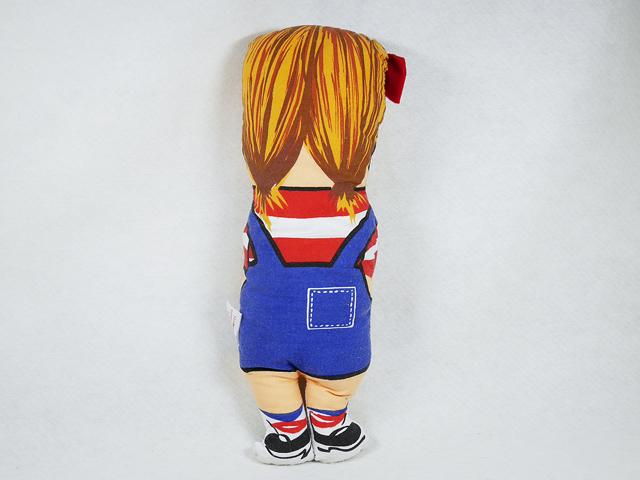 ビンテージ EAT-IT-ALL '80s Krispy Pillow Doll クリスピー ピロードール