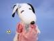 ビンテージ Knickerbocker  '83  スヌーピー Dress-Up Doll ベル