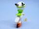 ビンテージ Whitman's  '01  スヌーピー  PVC フィギュア Halloween  スクーター