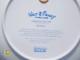 ビンテージ Schmid '81 ディズニー ドナルドダック&デイジー  Valentine  1981 Plate 壁掛け 箱入
