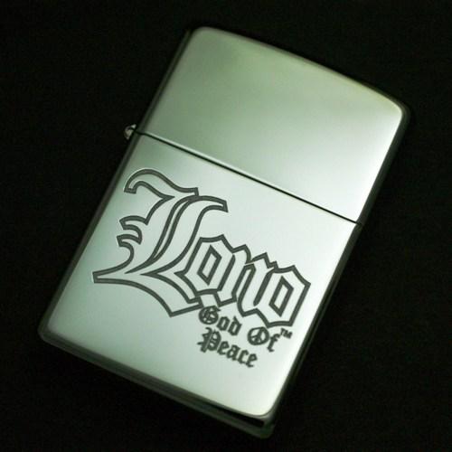 Lono ハワイアンジュエリー  Zippo size L
