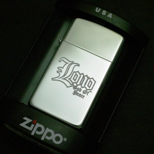 Lono ハワイアンジュエリー  Zippo size S