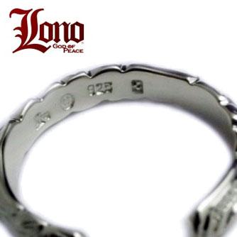 Lono ハワイアンジュエリー トゥリング RT003C