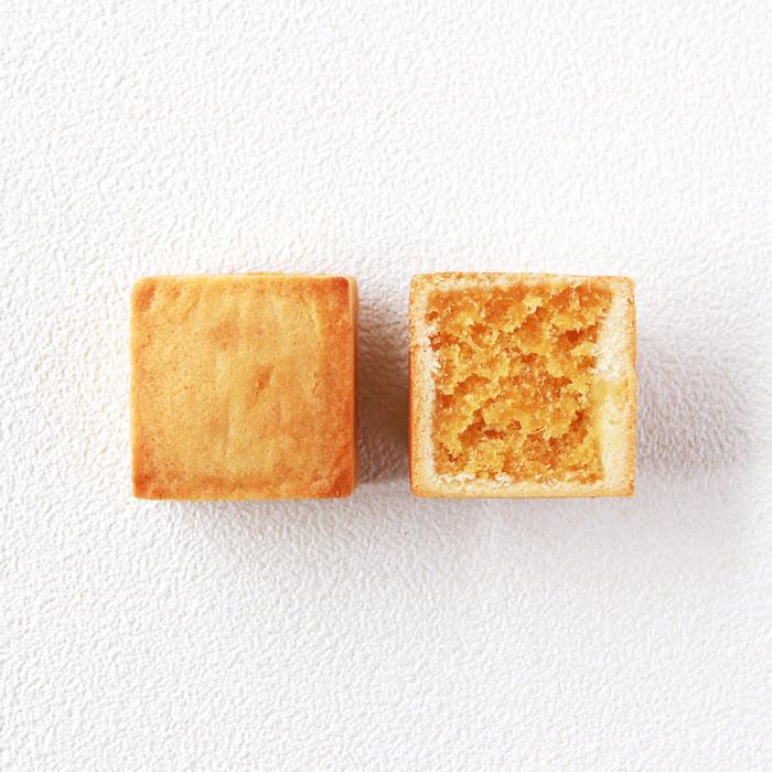 鳳梨酥(ホウリンス) 1個入 【中華菓子】【パイナップルケーキ】