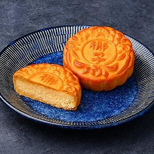椰子月餅(ヤシゲッペイ)【ココナッツあん】