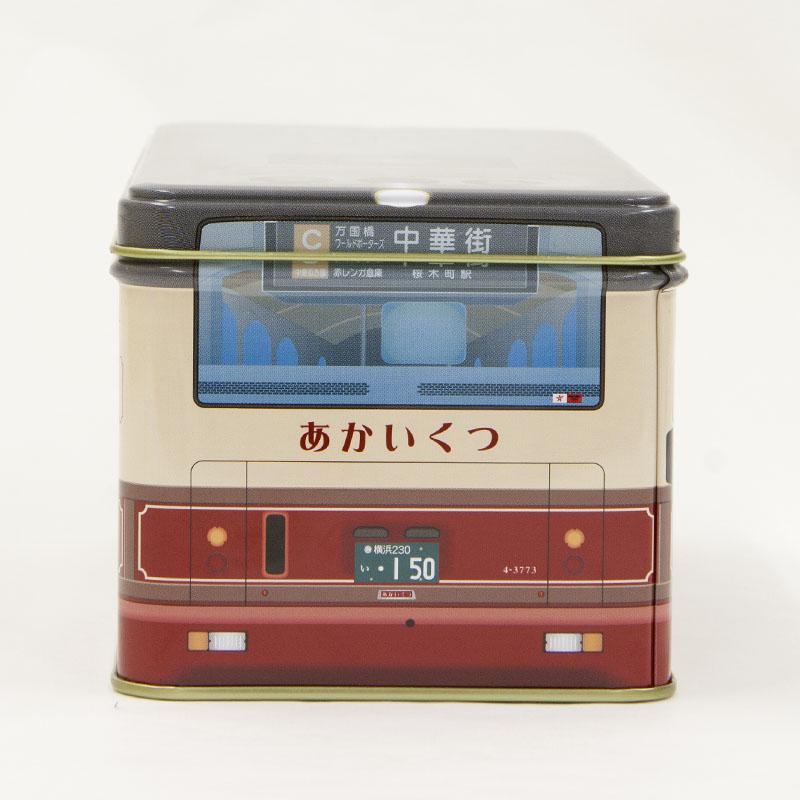 あかいくつバス缶入り 杏仁酥(アンニンス) 7枚入