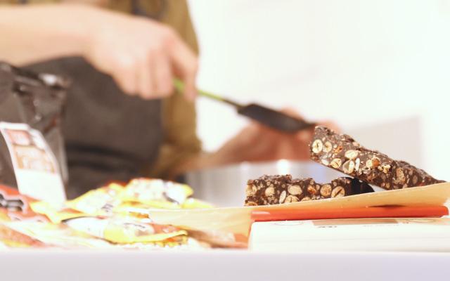 鬼に金棒!福豆チョコ(ポスト投函)節分豆とチョコにSuper foodをプラス
