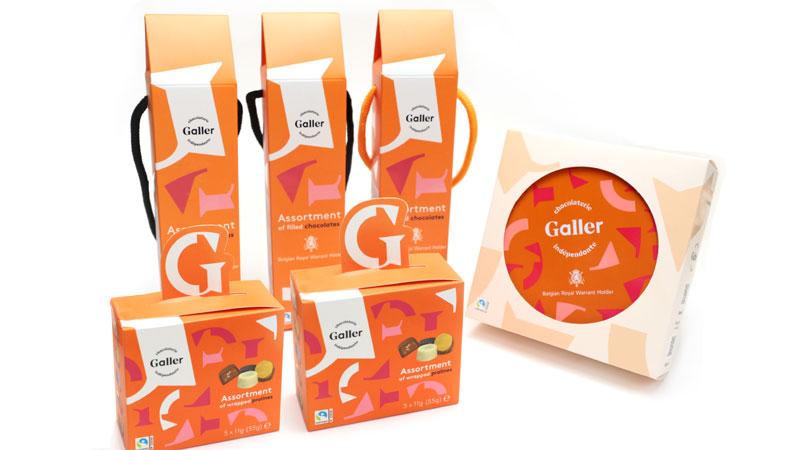 【プレゼントにも最適】Gallerカラフル可愛い6箱セット(冷蔵送料無料)