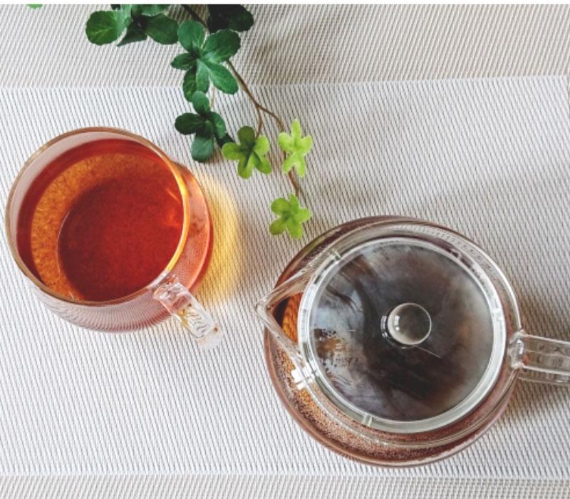 【心も身体もホッとひといき】アールグレイほうじ茶ティーパックたっぷり40包セット