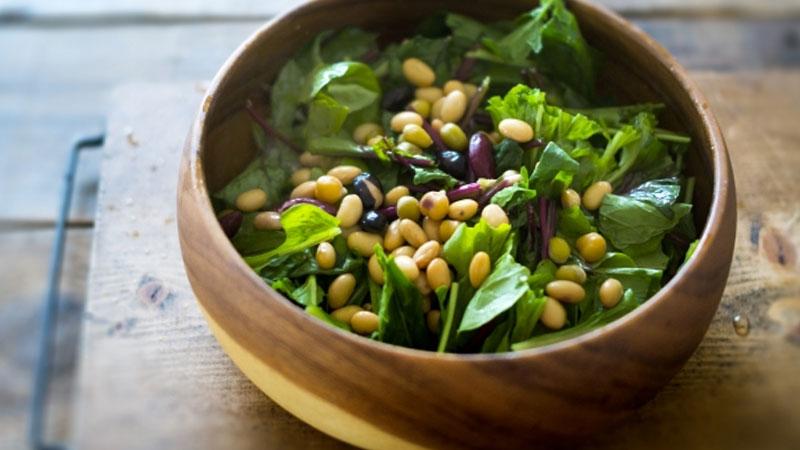【おうちカフェ】サラダやスープがオシャレに!「有機蒸し 栗・ひよこ豆」6袋セット