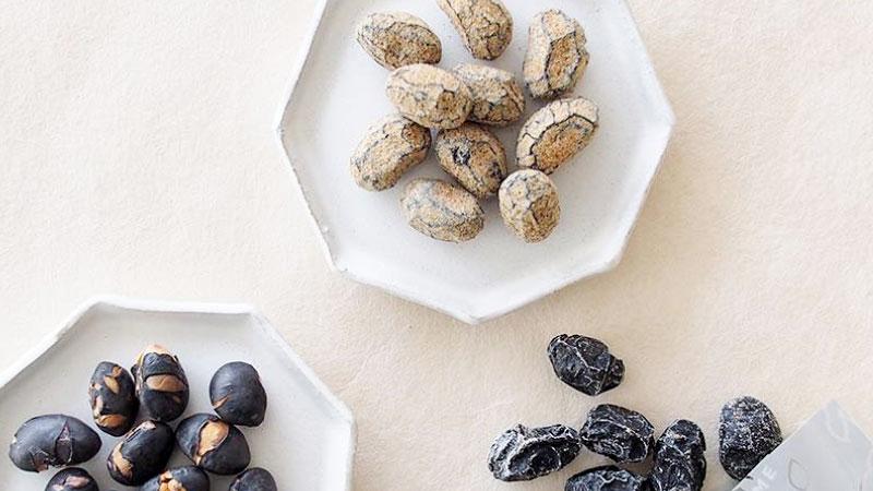 ほのかに甘い特別な豆菓子【黒豆きなこ】ほっこり優しい時間を。3袋セット(パケット送料無料)
