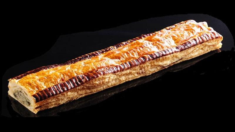【高級ホテル御用達】贅沢で極上な一品をおうちで。「茸のパイ包み」(直送/同梱不可) f
