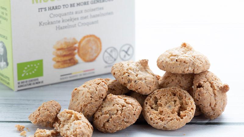 【おうちカフェ】朝食はこれで決まり!「グルテンフリークッキー」たっぷり4種6袋セット(送料無料)