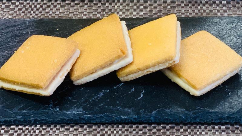 贅沢な風味がたまらない!青山フロマージュリッチ(ラングドシャ)6箱+1箱セット【送料無料】