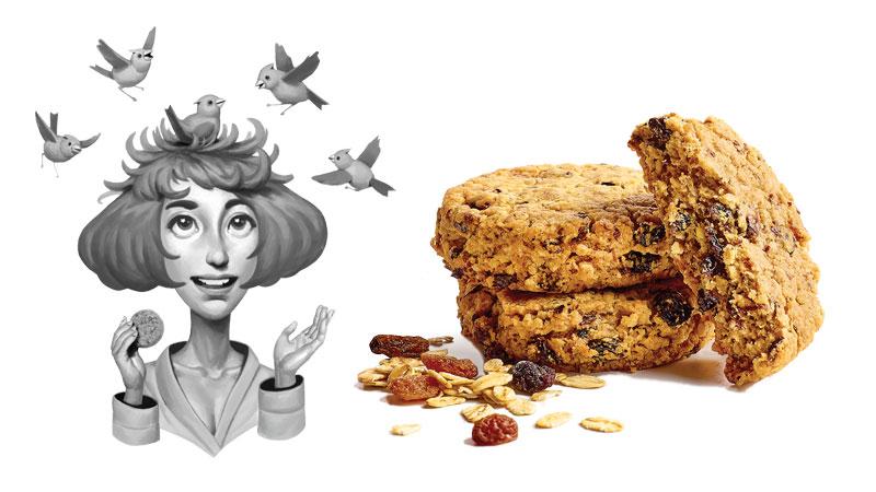 【おうちカフェ】朝食はこれ!「グルテンフリー・ヴィーガンクッキー」40枚セット【送料無料】
