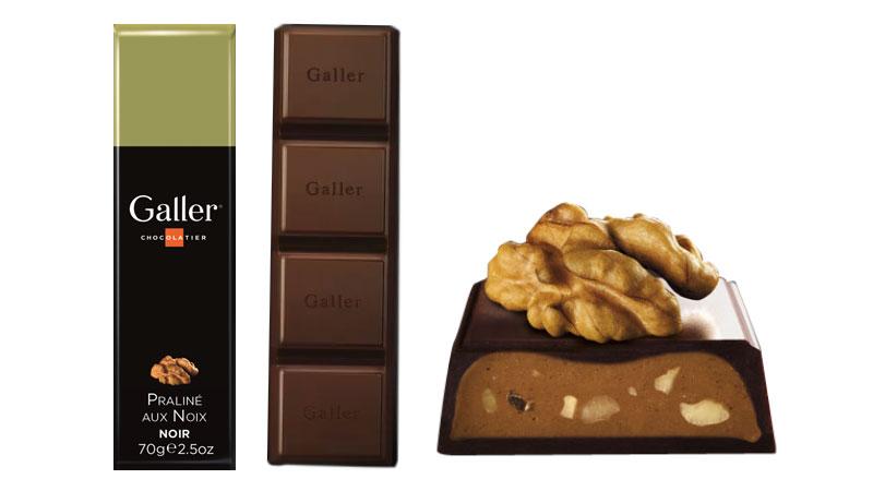 【ベルギー王室御用達】フレーバーチョコバー3種17本セット【送料無料】