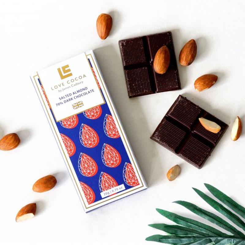【母の日に!】イギリス発「サステナブルで美味しい」チョコレート&紅茶8点セット(送料無料)