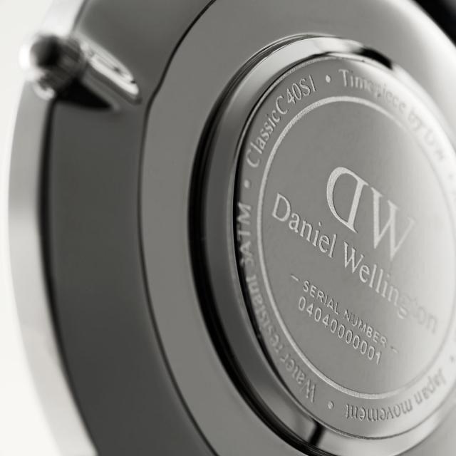 ダニエルウェリントン Daniel Wellington CLASSIC BLACK 40mm ROSELYN DW00100270