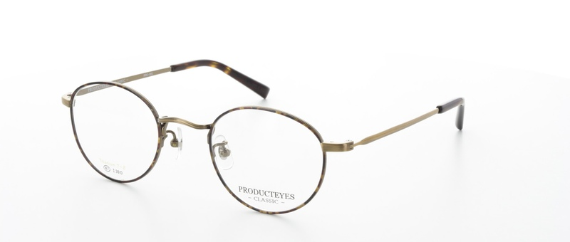 PRODUCTEYES CLASSIC(プロダクツアイズ クラシック)PRC-002 Size.47 Col.1