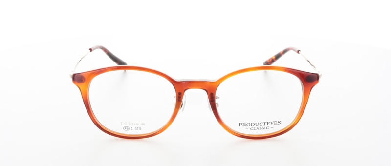 PRODUCTEYES CLASSIC(プロダクツアイズ クラシック)PRC-004 Size.49 Col.3