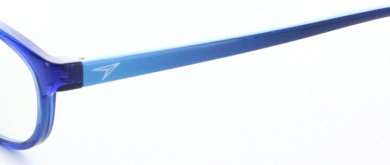 【キッズ用PCメガネ】SYUNSOKU(瞬足)SY-9001 Size.47 Col.1