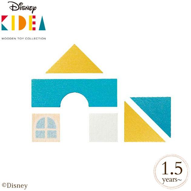 Disney KIDEA BLOCK/キャッスル TYKD00208
