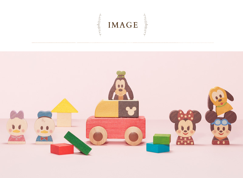 Disney|KIDEA  PUSH CAR おうち時間