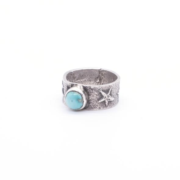Turquoise Ring (セリロス産)