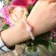 Pink Opal Bracelet ピンクオパールブレスレット BAZAAR