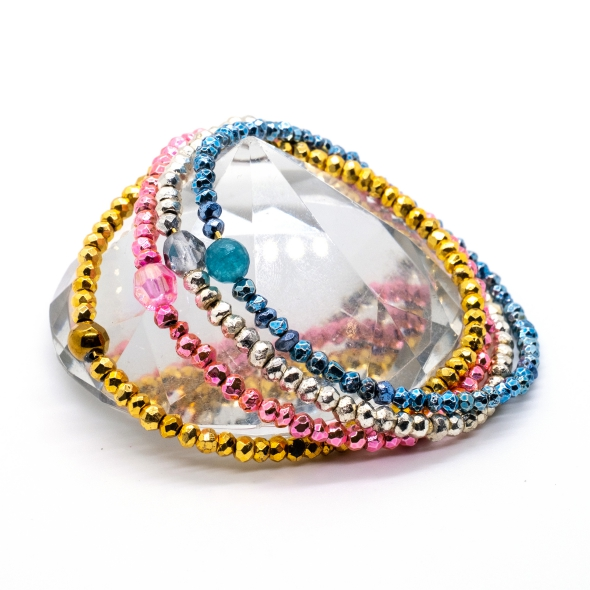 PYRITE Bracelet パイライト ブレスレット BAZAAR