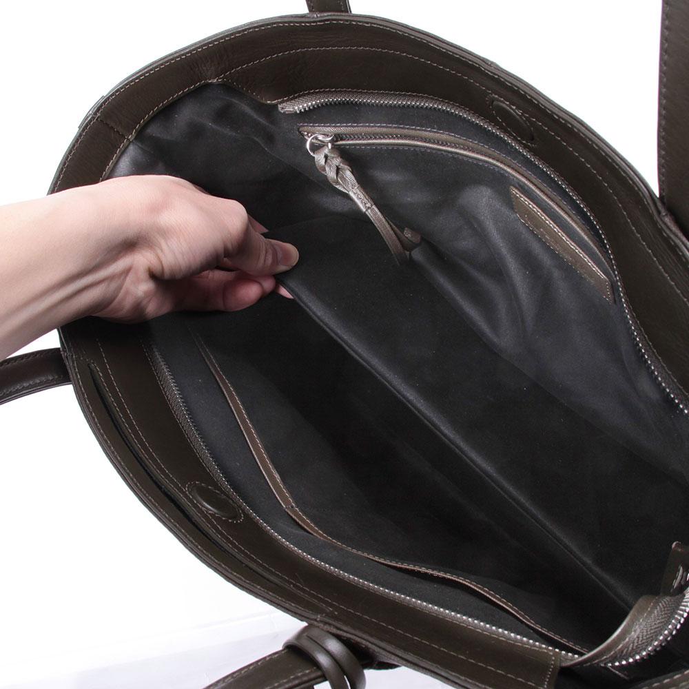 【PID】 ゴートレザートートバッグ  PAX101